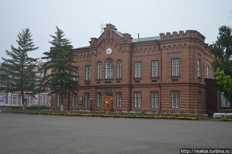 Мартьяновский музей.