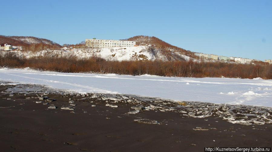 бухта Завойко в Петропавловске-Камчатском