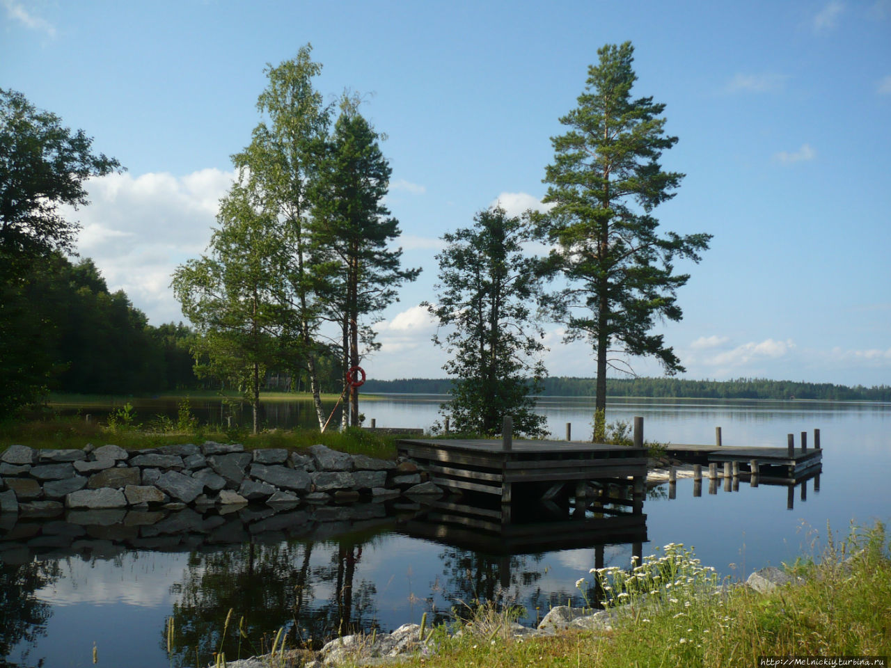 Канал Телатайпале Лохилахти, Финляндия