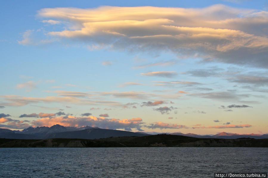 Пролив Дрейка — Великий и Ужасный Ушуайя, Аргентина
