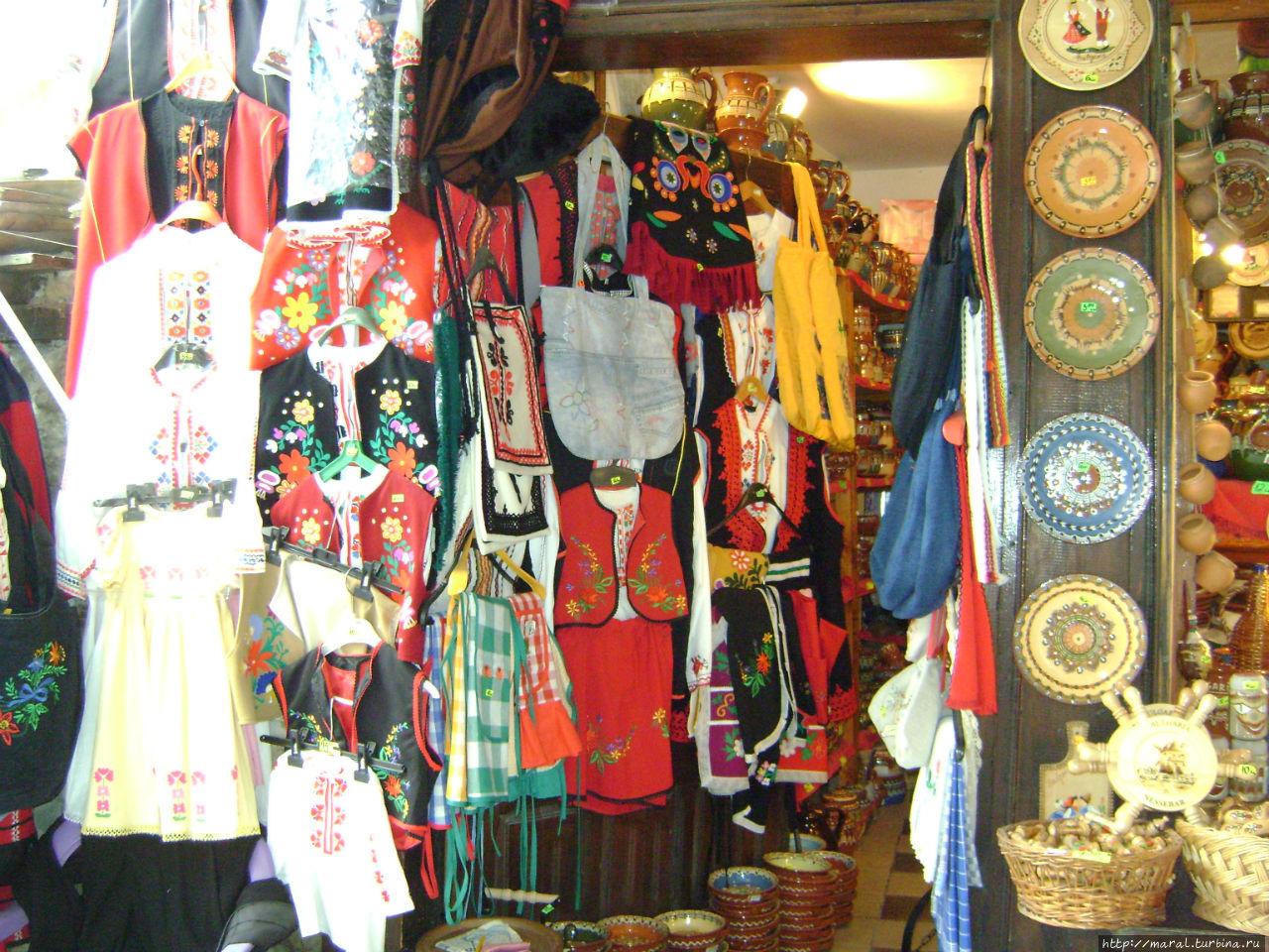 Болгарская национальная одежда