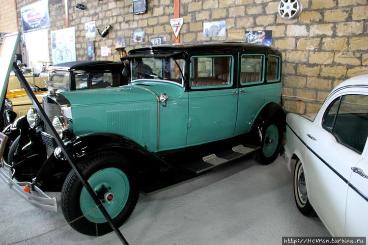 Грехем Пейдж 612. 1929 го