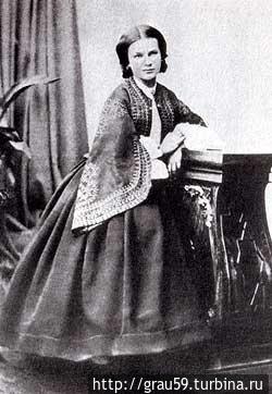 Софья Петровна Ланская (Шипова)