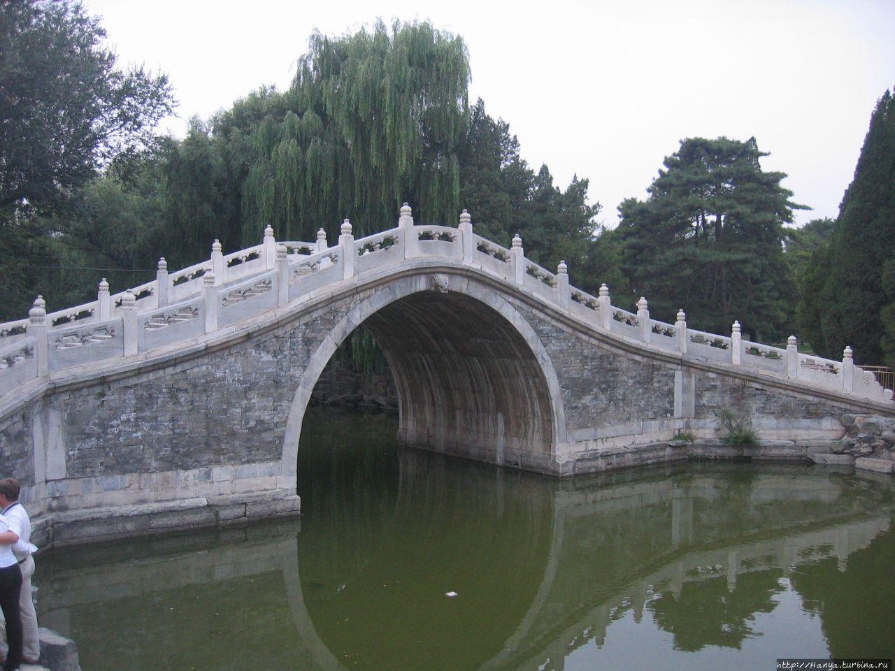 Парк Ихэюань