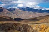 По дороге с марсианского Кызыл-Чина на лунный Чаган-Узун. Планета Курай великолепная во всех видах.