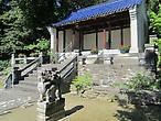 Китайский храм постройки 1937 года