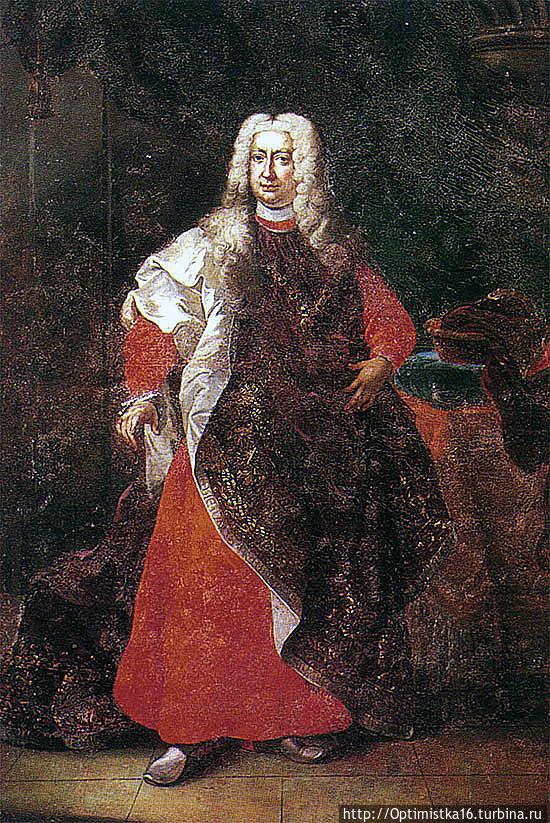 Адам Франтишек (Франц) Шварценберг (1680-1732)  (Фото из интернета)