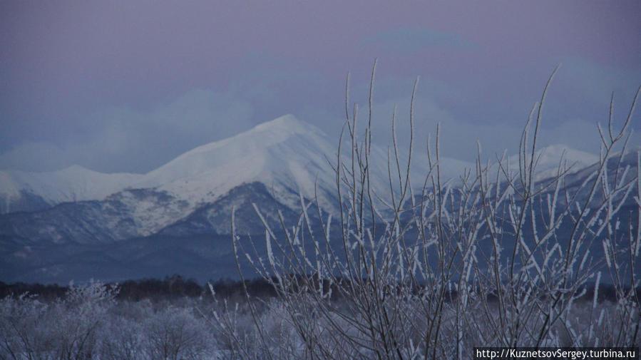 Вулканы от Елизово