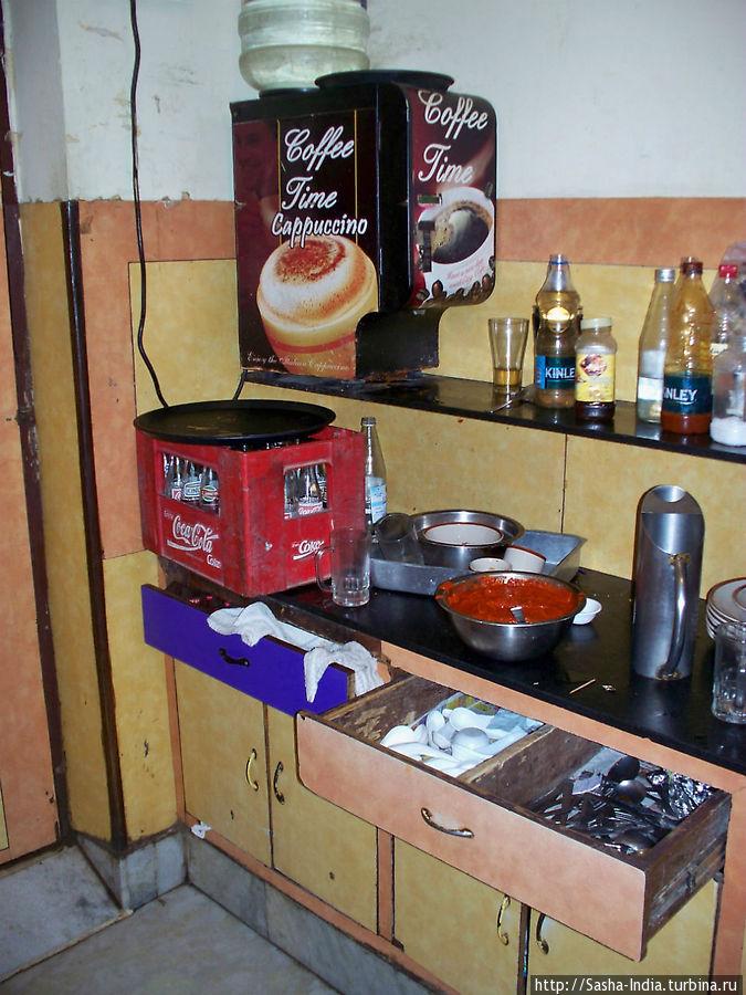 Чайный хоз-уголок