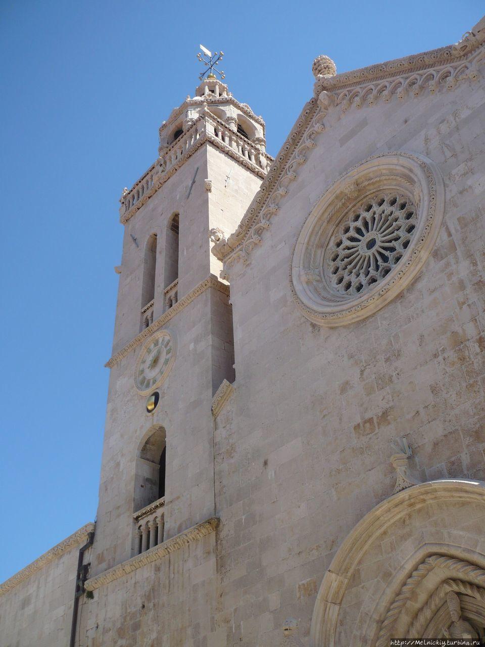 Кафедральный собор Святого Марка Корчула, остров Корчула, Хорватия