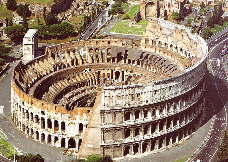 Картинки колизей древний рим