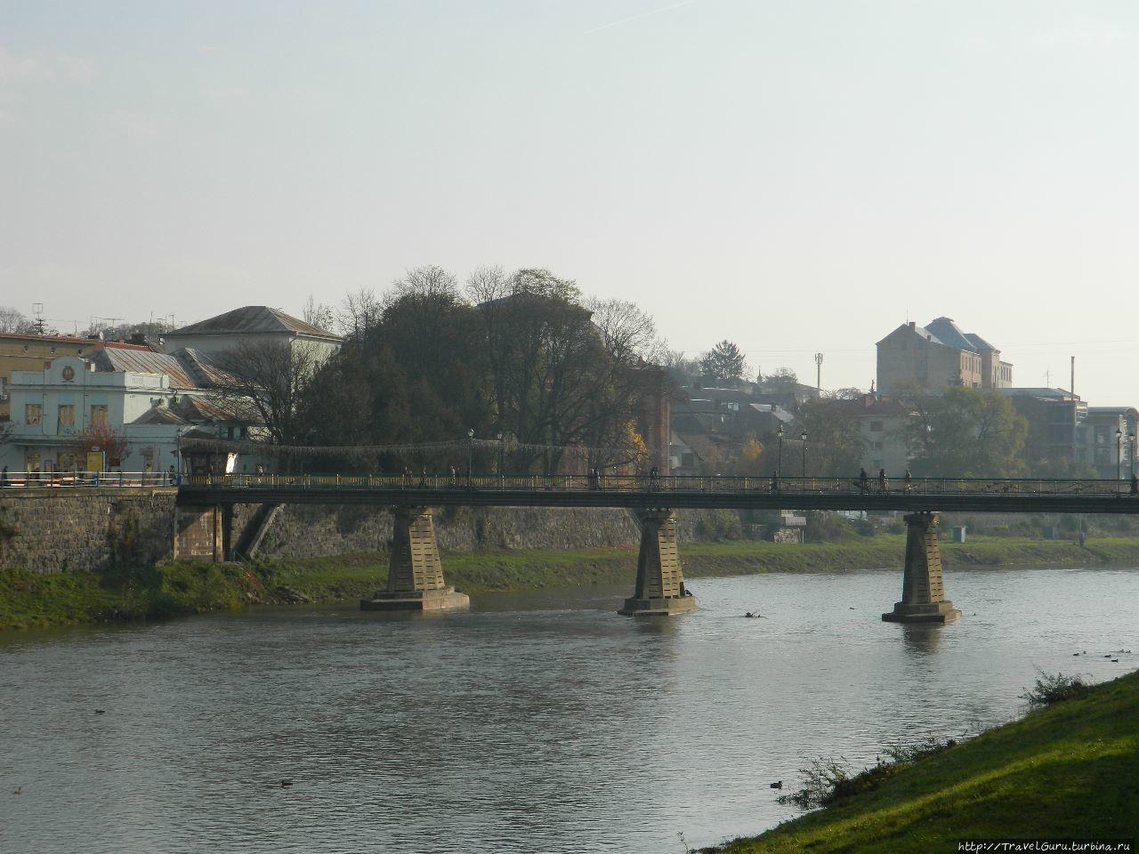 Мост в старый город.