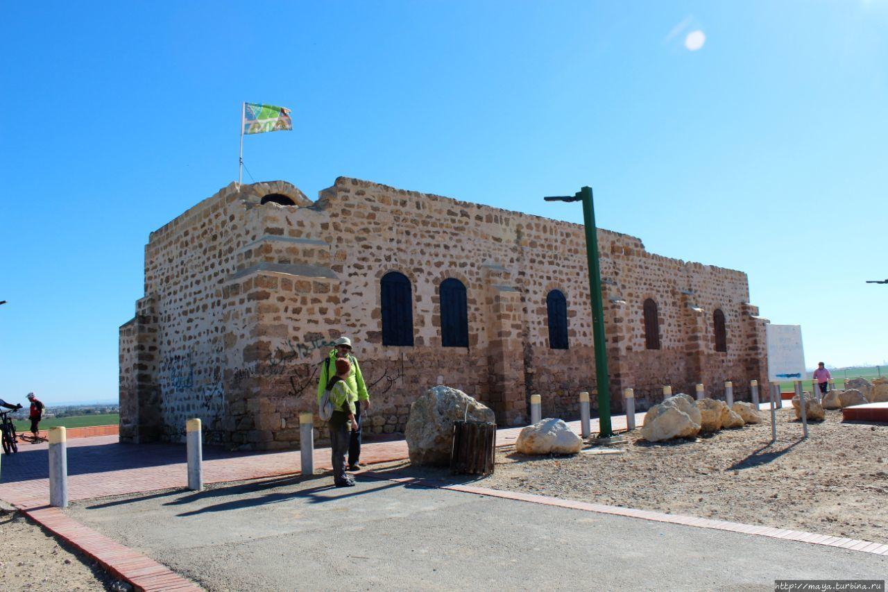 Крепость Патиш