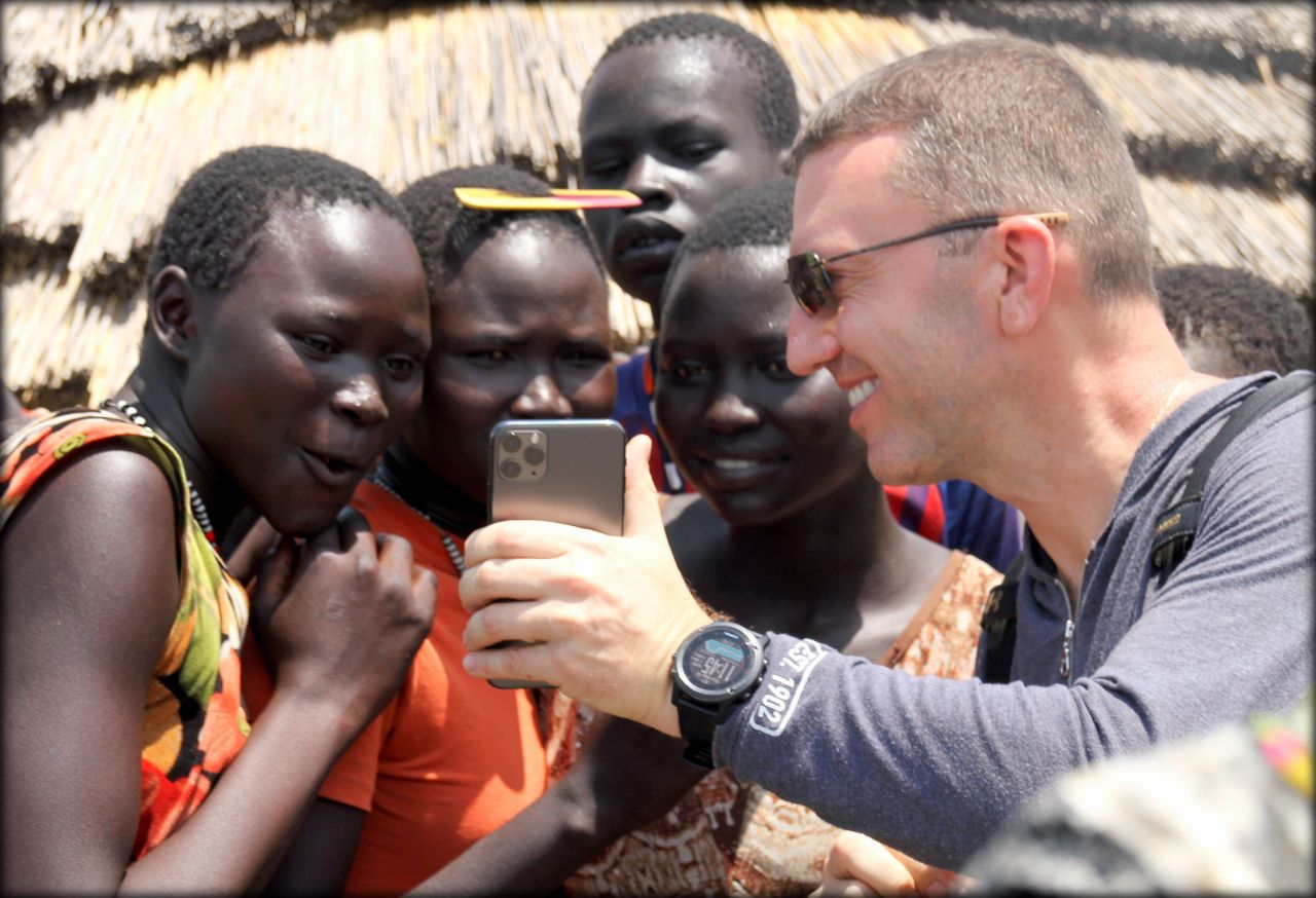Путешествие в Южный Судан ч.6 — суддная деревня Бор, Южный Судан