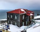 Дом Плисецкого, первого руководителя треста Арктикуголь и отца Майи Плисецкой
