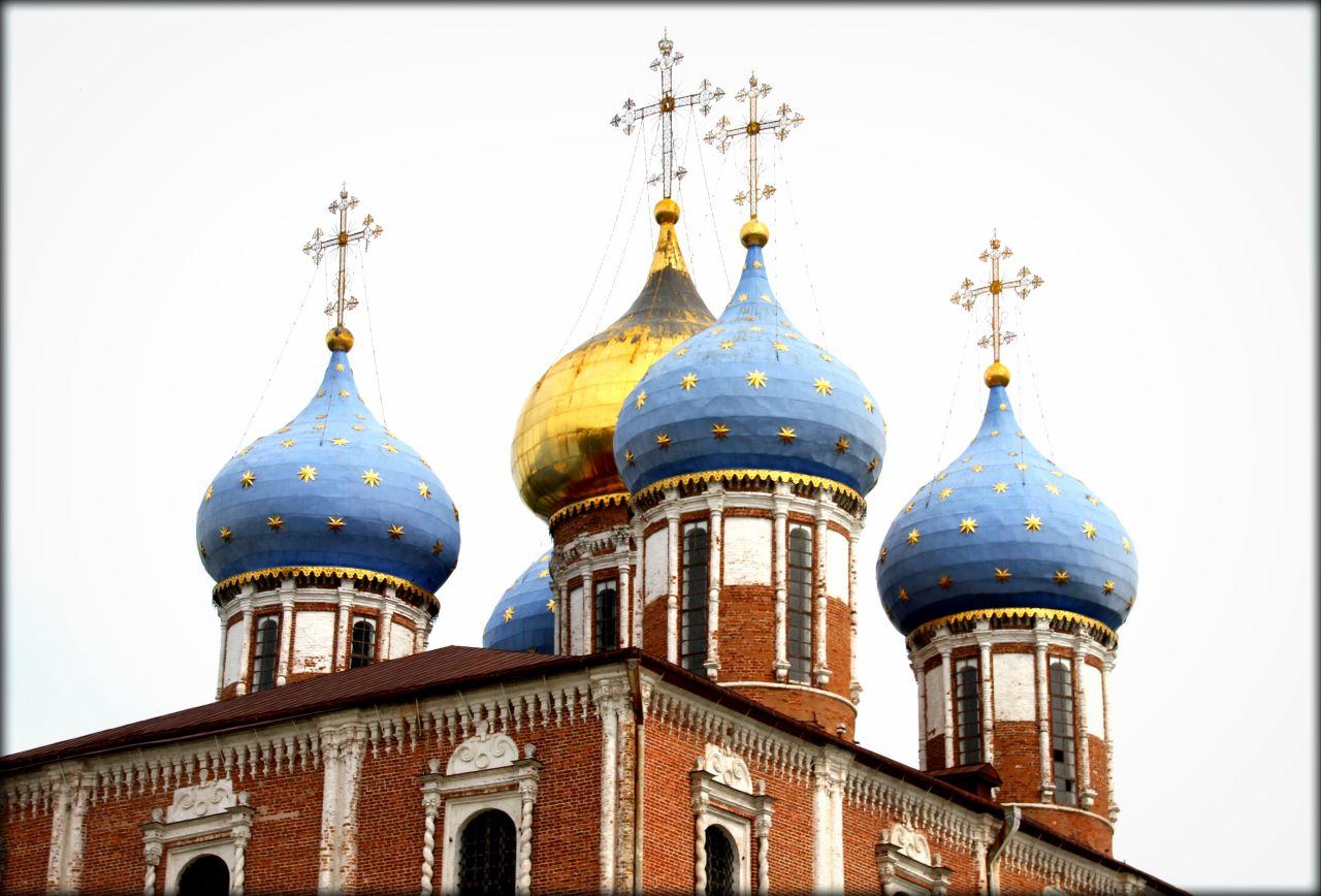 Удивительная Рязань Рязань, Россия