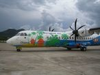 Самолет авиакомпании Бангкокские авиалинии
