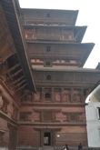 Насал Чоук. Башня Басантапур