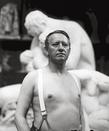 норвежский скульптор Густав Вигеланд