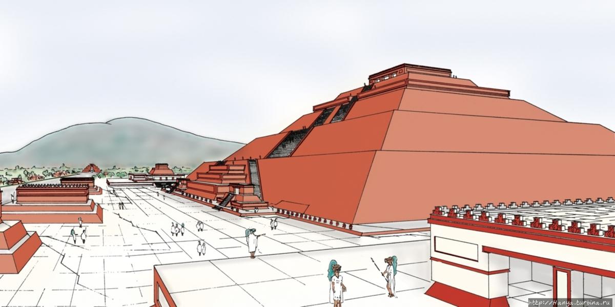 Реконструкция Пирамиды Со