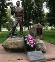 Мемориал, посвящённый Афганской войне