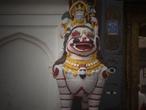 Ворота в Королевский Дворец Хануман Дхока. Из интернета