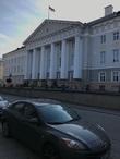 Главный корпус Тартуского университета, построенный в 1804—1809 годах на месте бывшей Мариинской церкви.