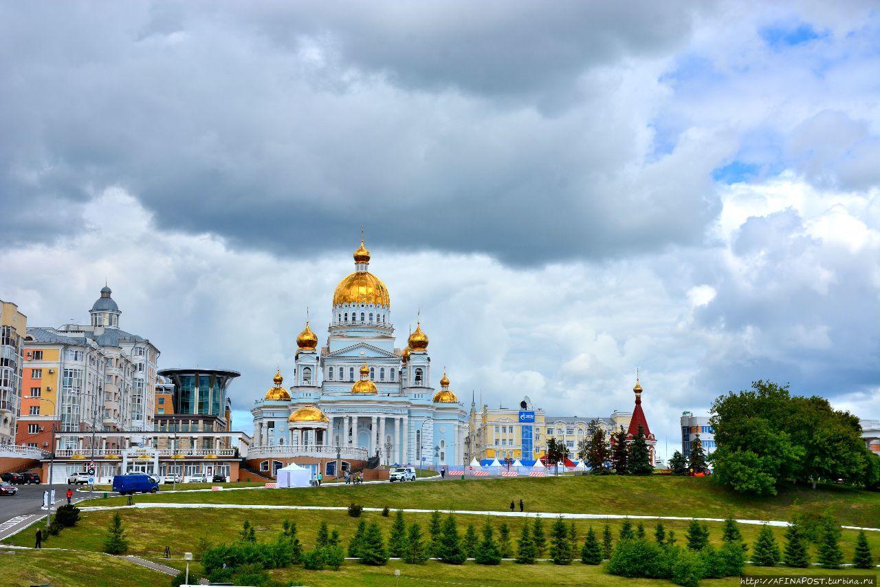 столица мордовии фото отличным дополнением