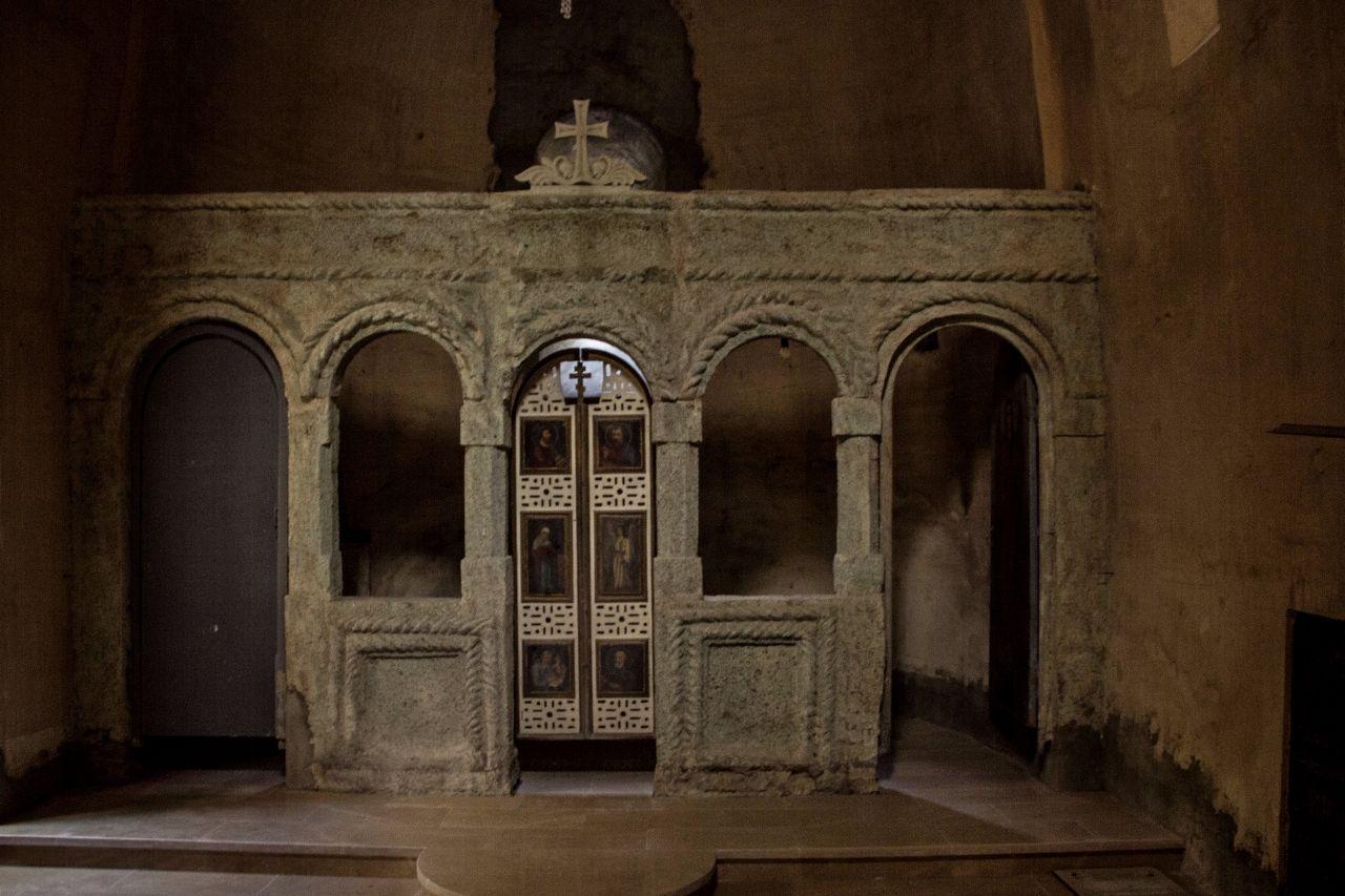 Ольгинский монастырь. Мцхета