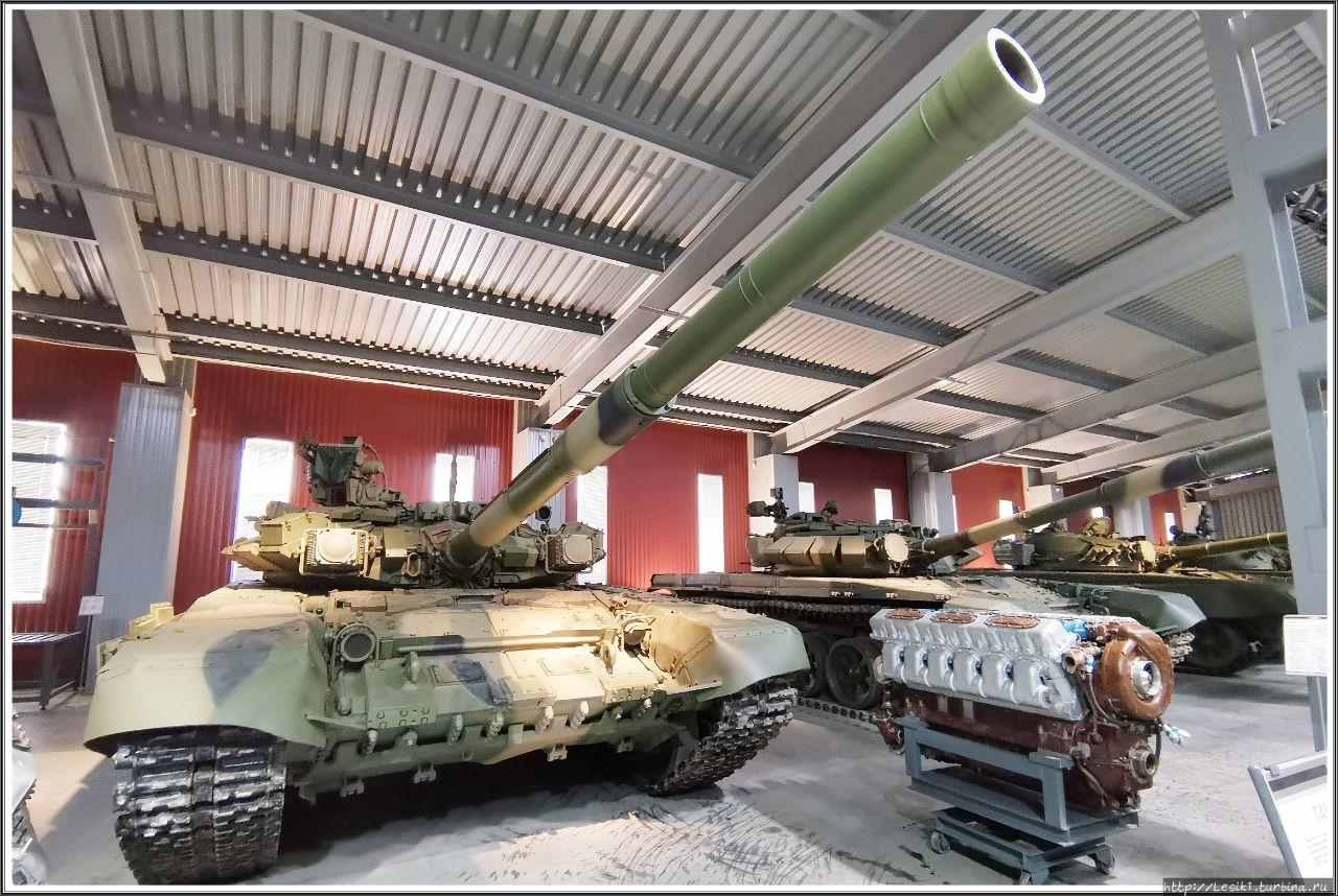 Танк Т-90С. Разработан в