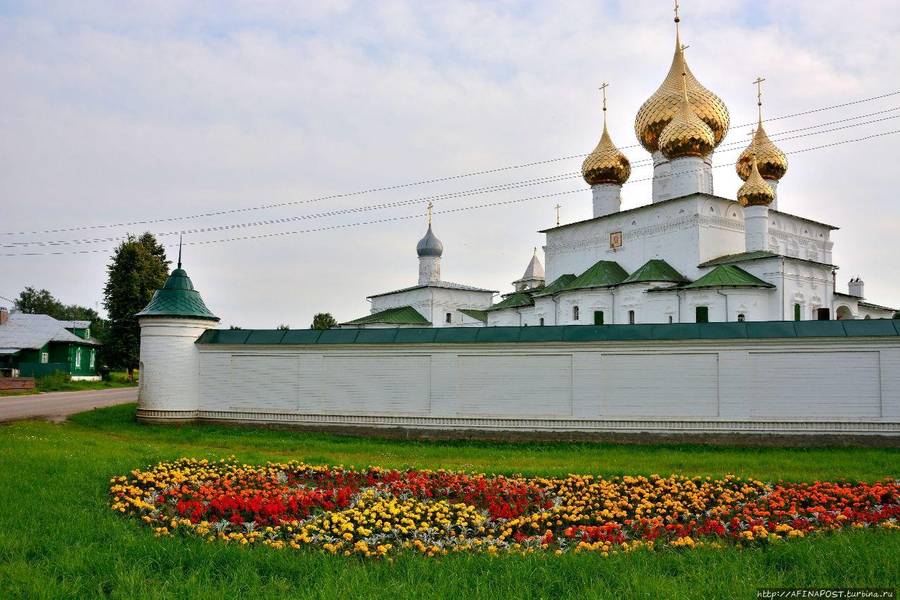 Богоявленский монастырь в ростове великом фото город