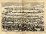 Торжественное перезахоронение праха Камоэнса в 1880 году. Из интернета
