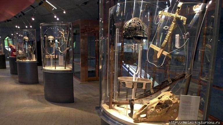Археологический музей Уппсала, Швеция
