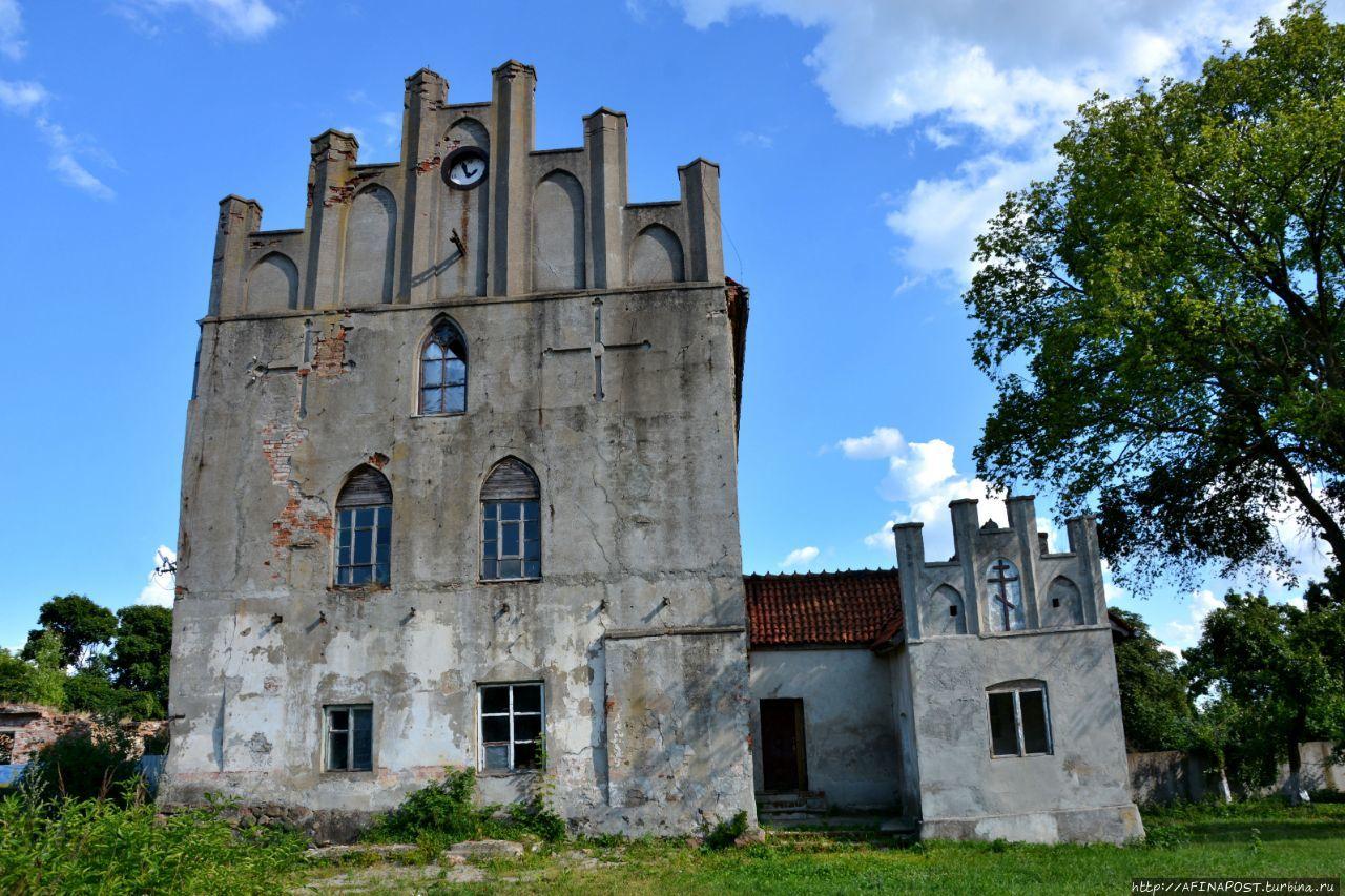 замок георгенбург фото этом чакир