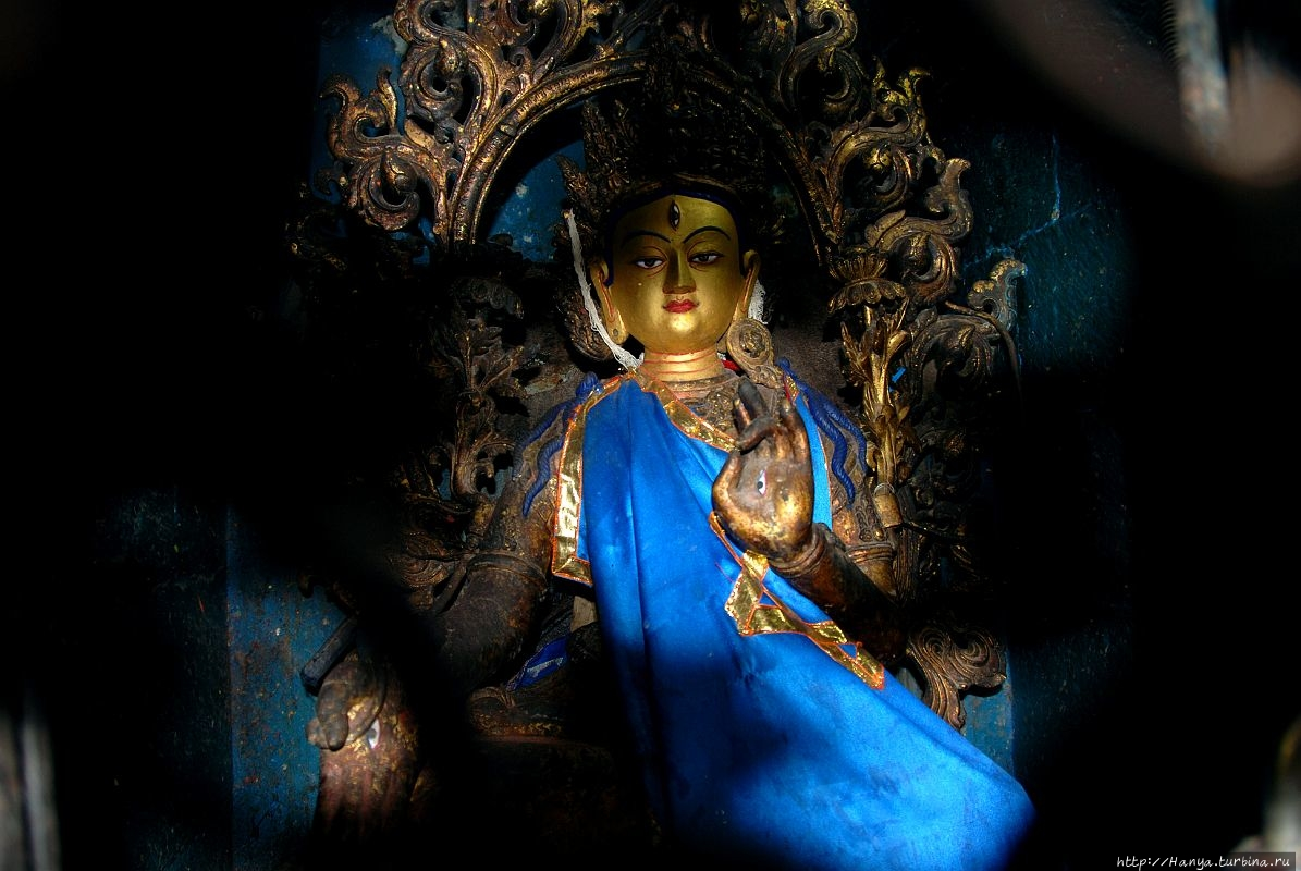 Статуя Тара. Из интернета
