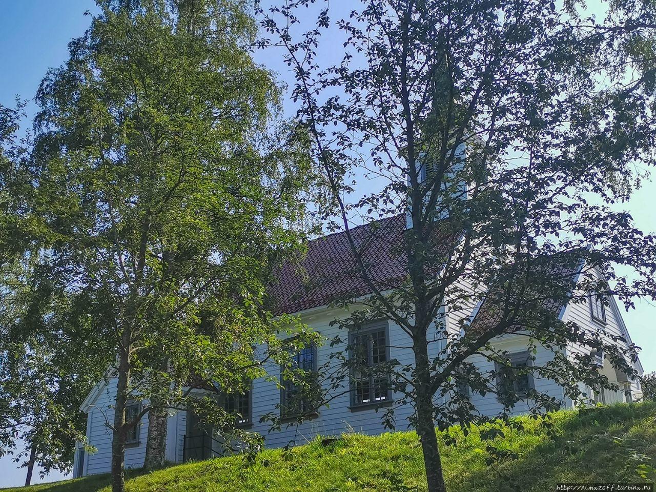 Церковь в Хеггедаль