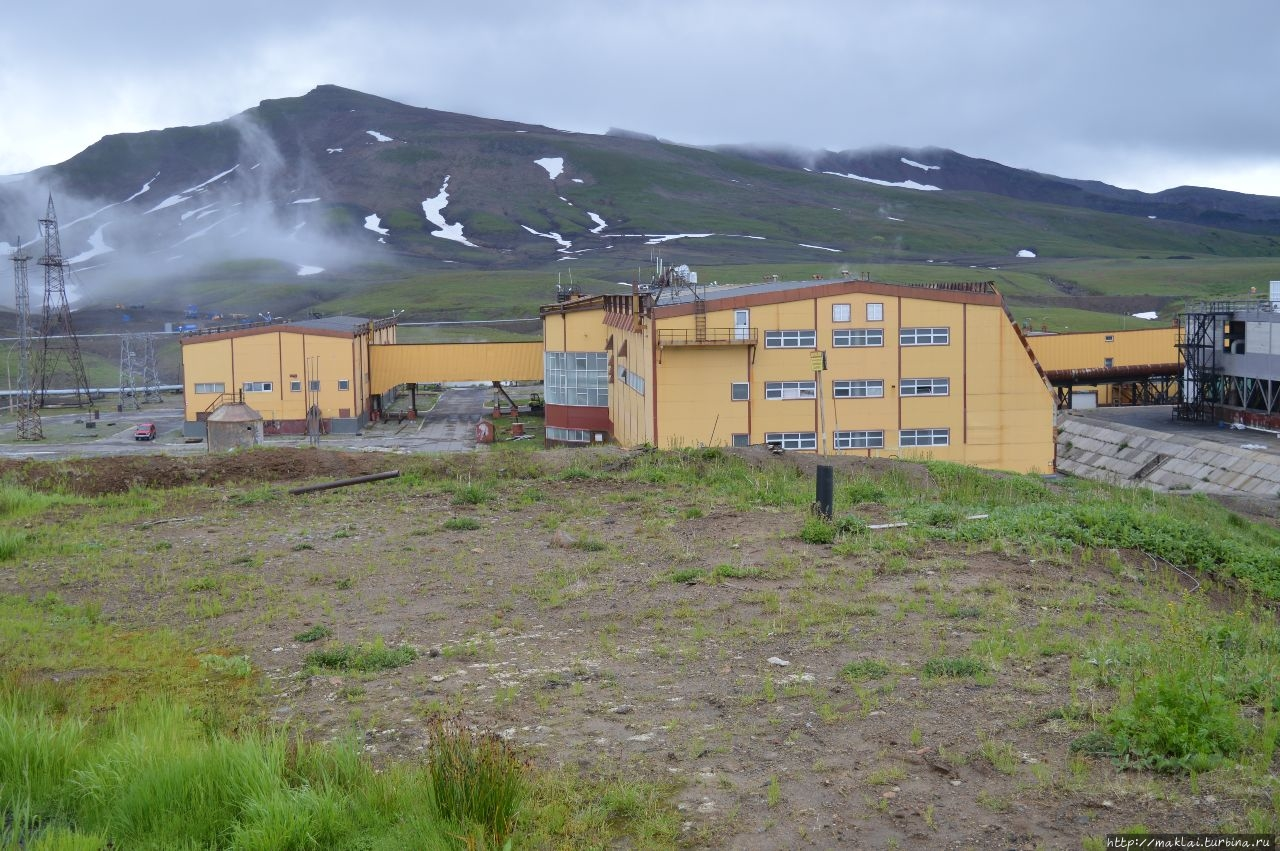 Мутновская геотермальная