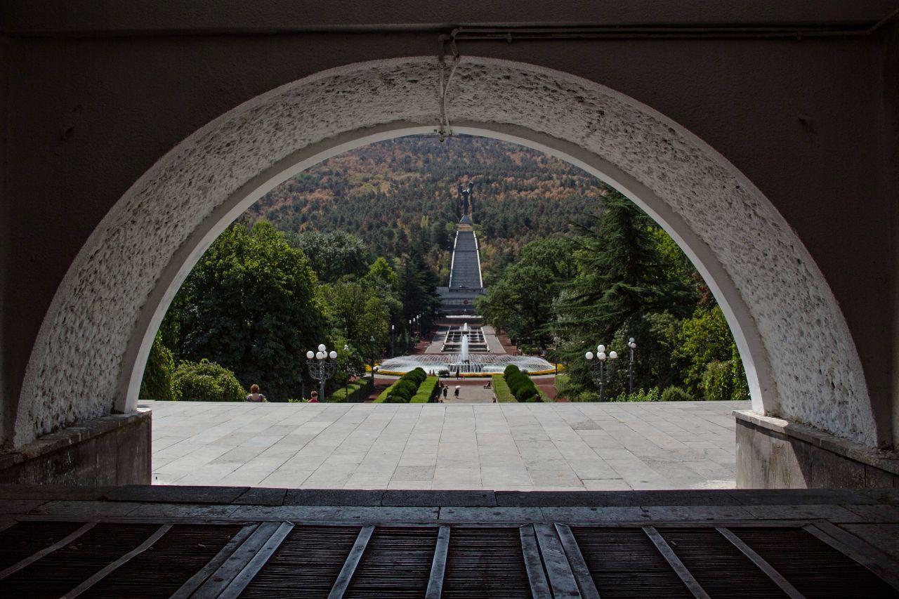 этом парк победы тбилиси фото спальни