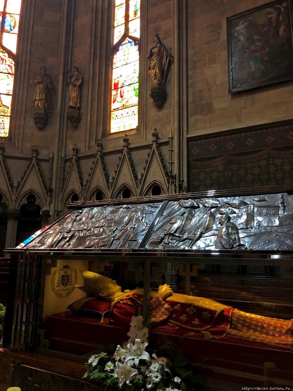 Кафедральный собор Вознесения Блаженной Девы Марии Загреб, Хорватия