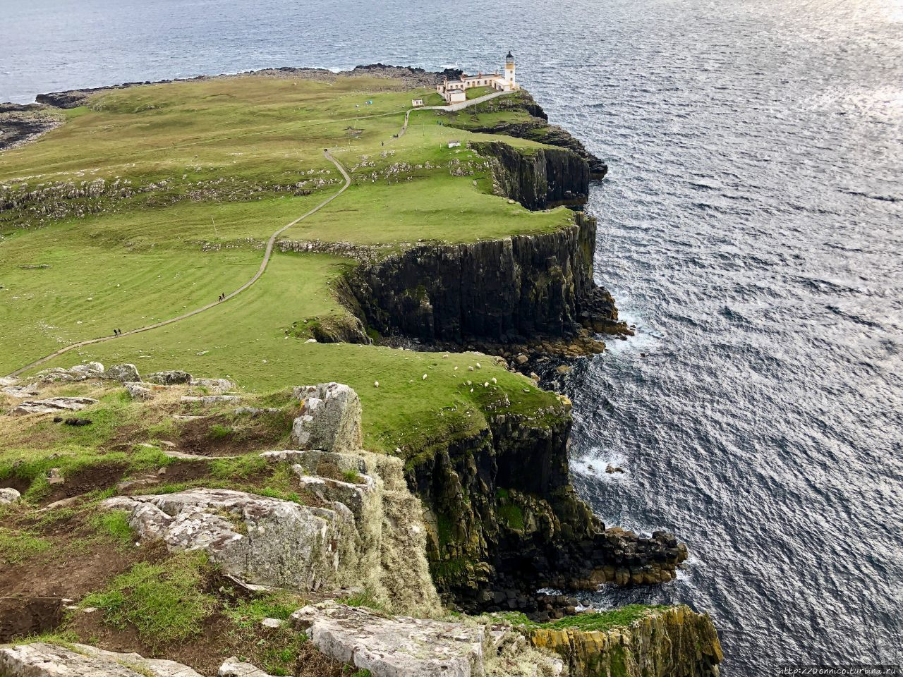 Neist Point Lighthouse, S