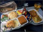 Обед на борту
