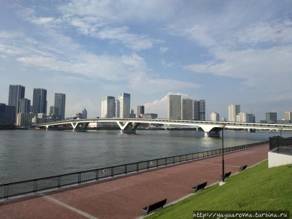 Ryogoku Bridge, фото из интернета. Токио, Япония