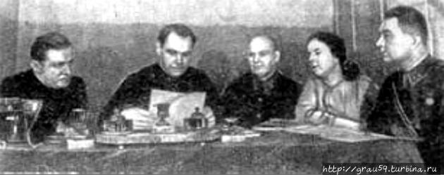 Заседание Севастопольског