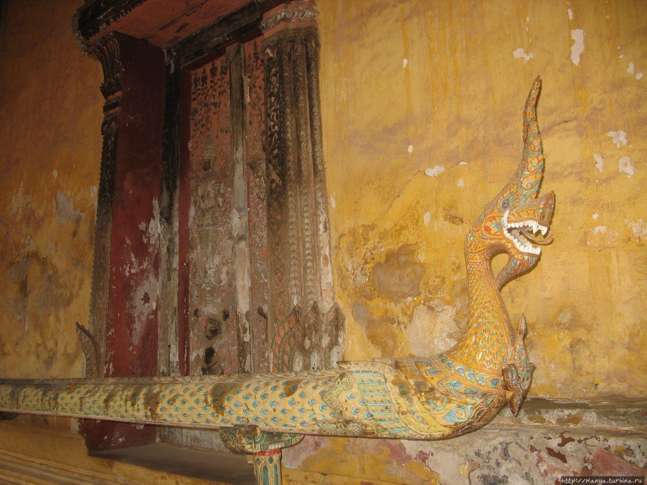 Вьентьян. Ват Сисакет Вьентьян, Лаос