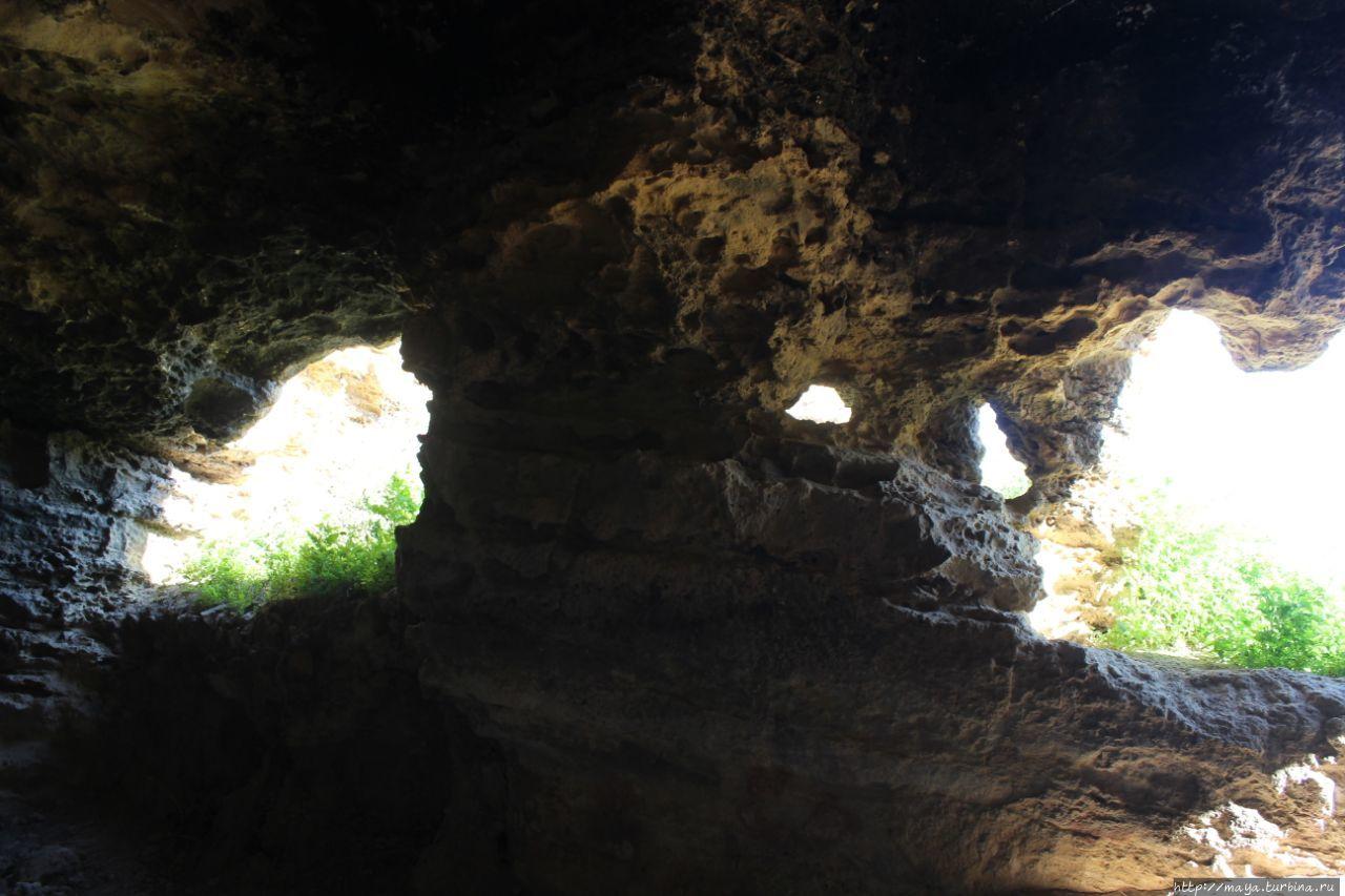 Пещера Патиш