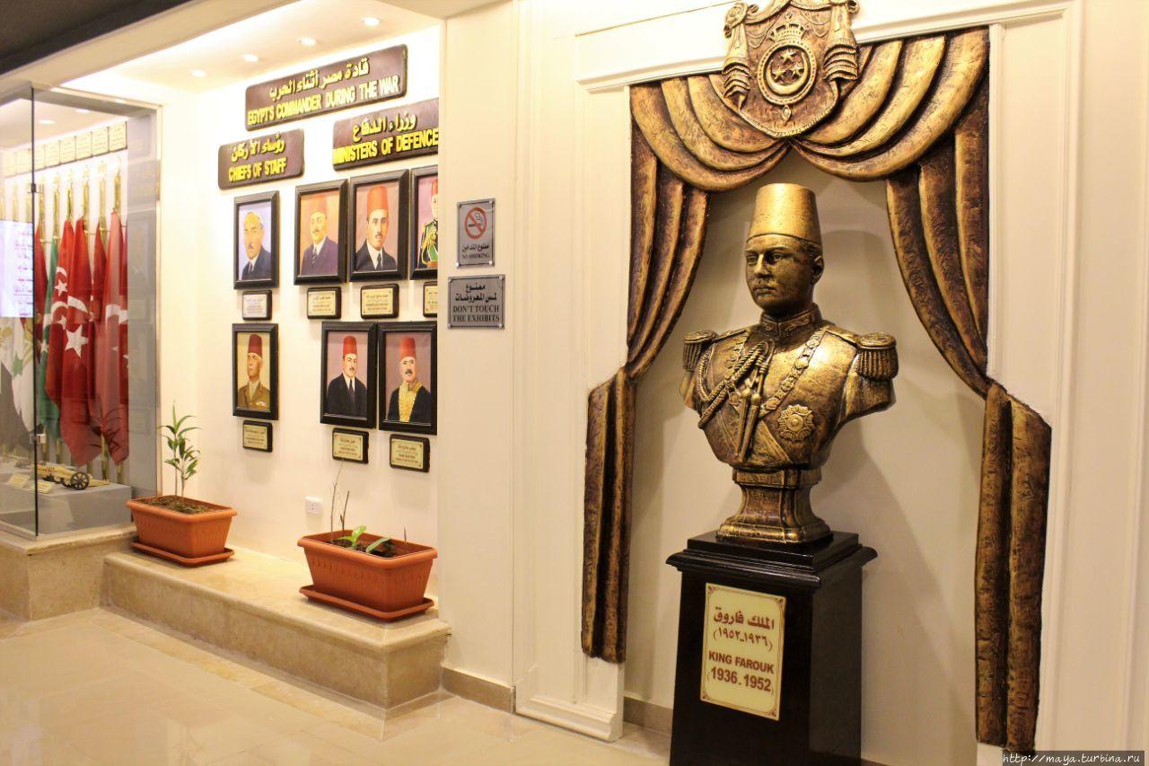 Военный музей Ðль-Аламейн