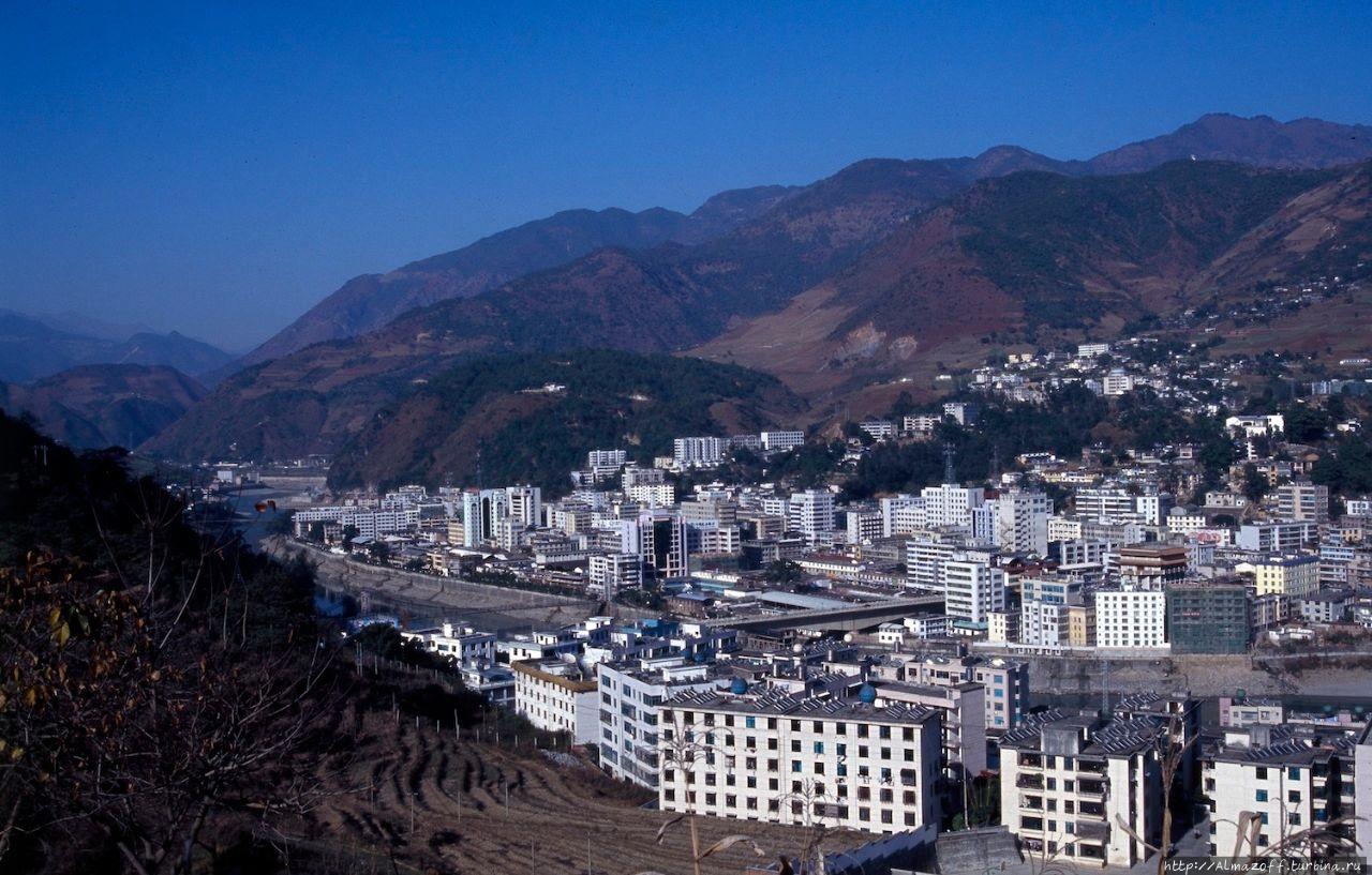 Город Люи Ку Лиуку, Китай
