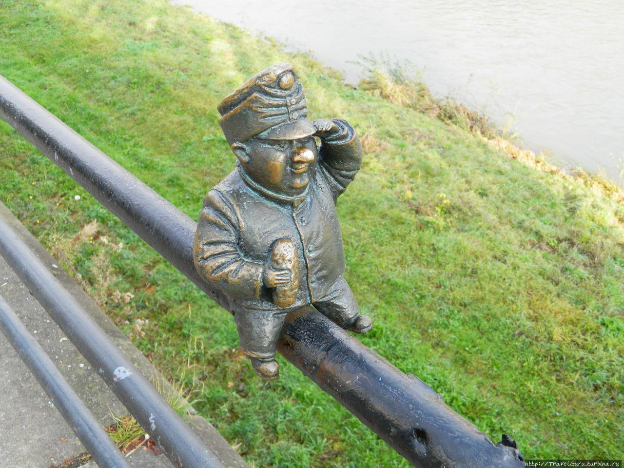 Бравый солдат Швейк на пе