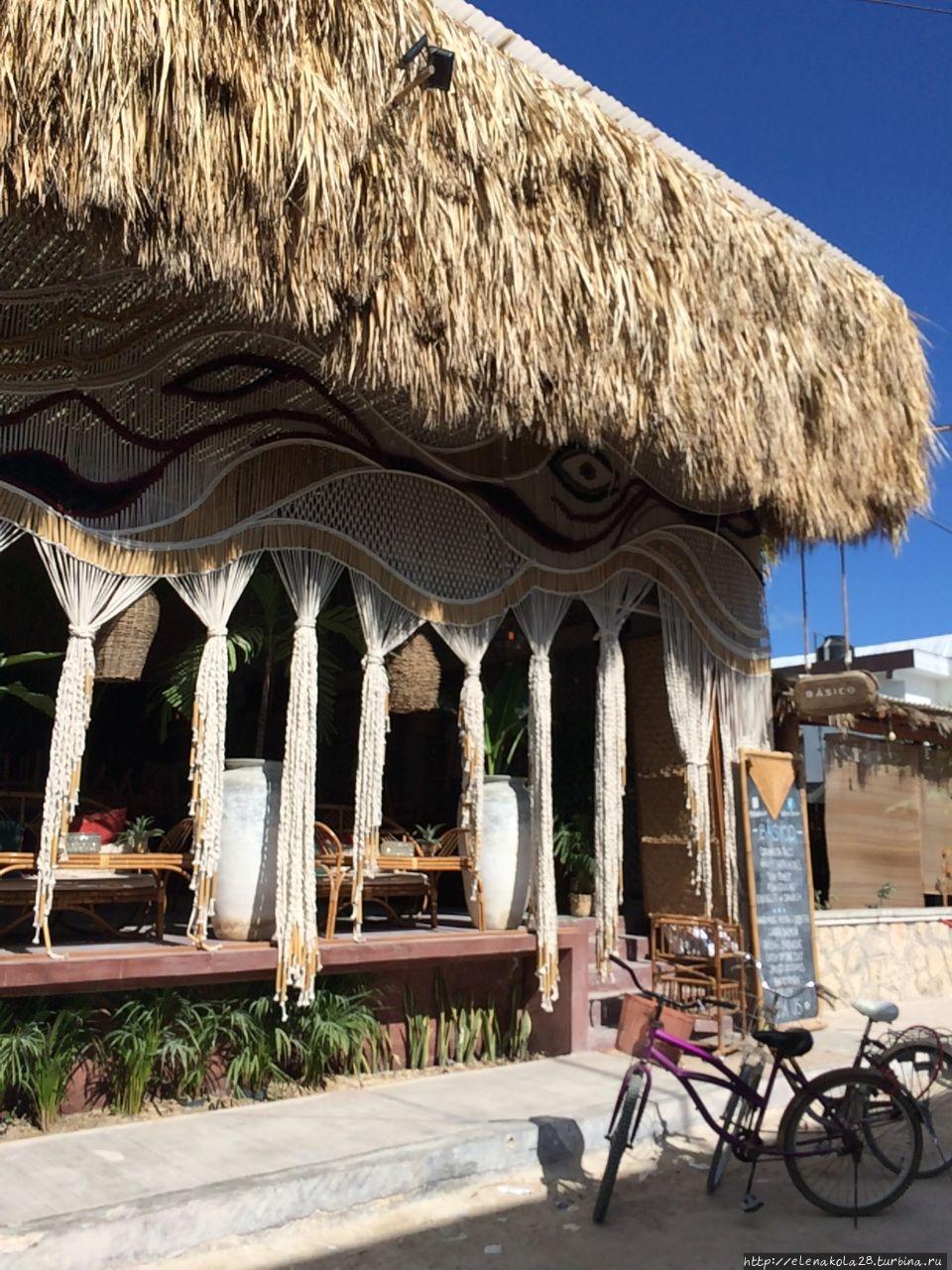 Райское местечко. Остров Холбос, Мексика