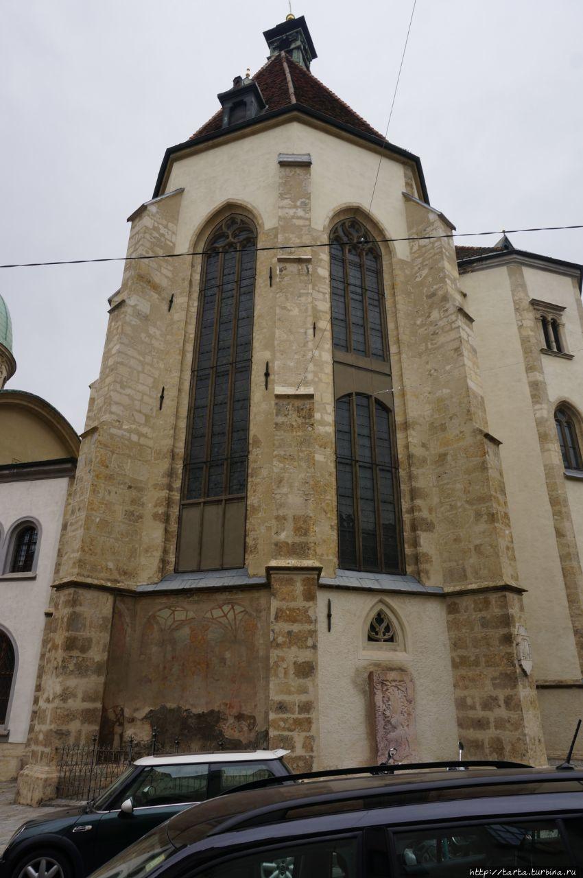 Живой и многоликий Грац Грац, Австрия